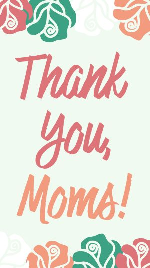 Moms Day Facebook Story