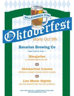 Octoberfest Flyer