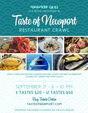 Food Event Flyer