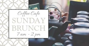 Cafe Hours Facebook Post