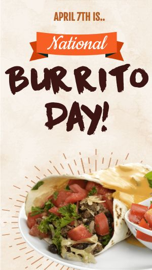 Burrito FB Story