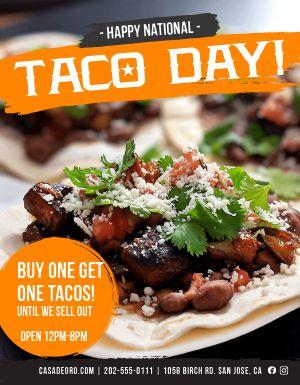 Taco Signage