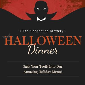 Halloween Dinner Instagram Post