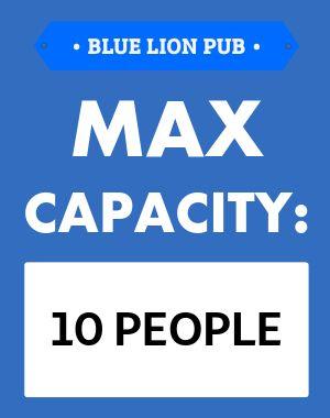 Max Capacity Poster