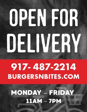 New Delivery Service Flyer