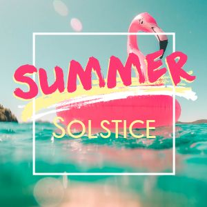 Summer Solstice Instagram Post