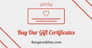 Gift Certificate Promo Facebook Post
