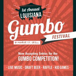 Gumbo Festival Instagram Post