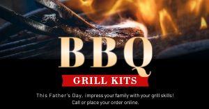BBQ Grill Facebook Update