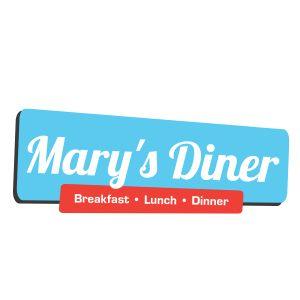 Retro Diner Logo