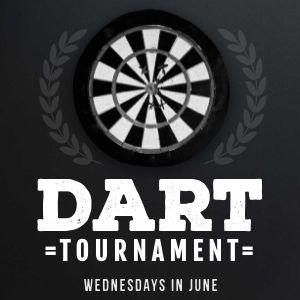 Dart Tournament Instagram Post