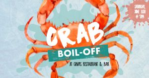 Crab Boil Facebook Update