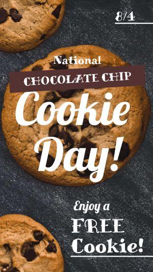 Cookie FB Story
