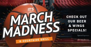 March Madness FB Post
