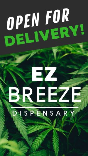 Dispensary Facebook Story