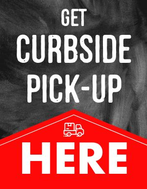 Curbside Pickup Flyer
