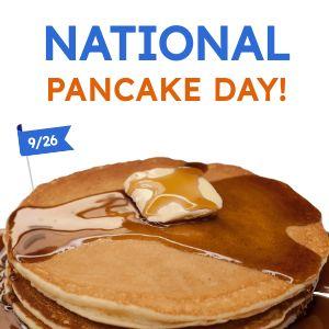 Pancake Instagram Post