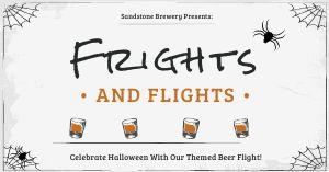 Halloween Beer Facebook Update
