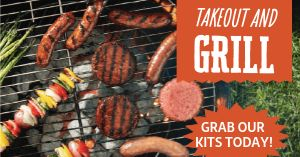 Grill Kit Facebook Post
