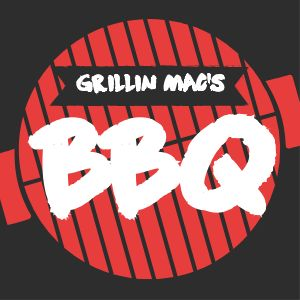 Barbecue Sticker