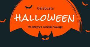 Celebrate Halloween Facebook Update