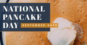 Pancake Facebook Update