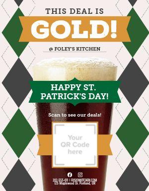 St Patricks Promo
