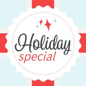 Holiday Special Sticker