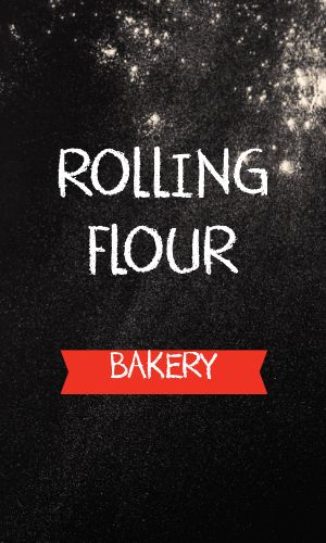 Flour Bakery Business Card