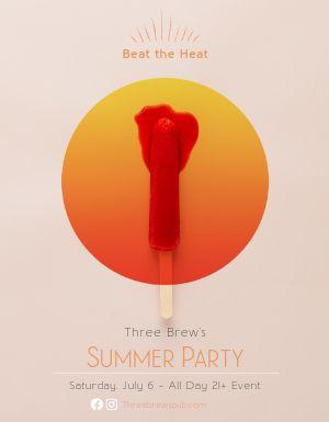 Modern Summer Party