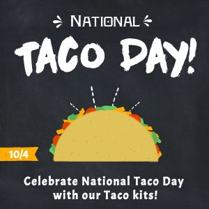 Taco Day Instagram Update