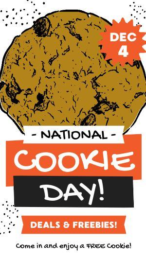 Cookie Facebook Story