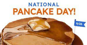 Pancake Facebook Post