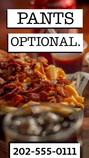Optional Pasta Facebook Story