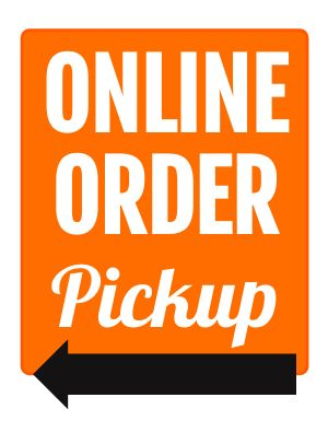 Order Pickup Sign