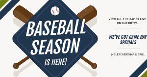 Baseball FB Post