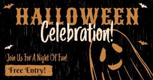Halloween Facebook Update