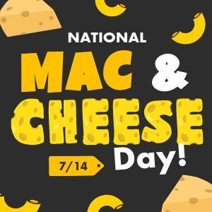 Mac & Cheese Instagram Update