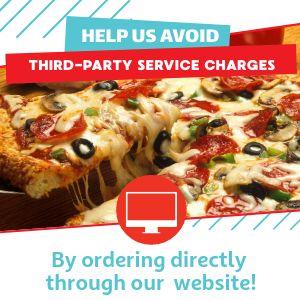Pizza Order Direct Instagram Post