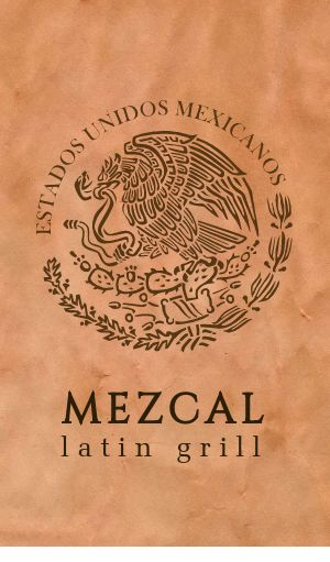 Latin Grill Sticker