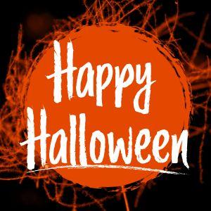 Happy Halloween Instagram Post