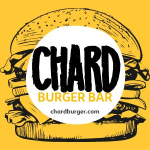 Burger Bar Sticker