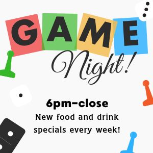 Game Night Instagram Update