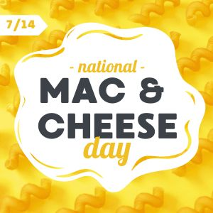 Mac & Cheese Instagram Post