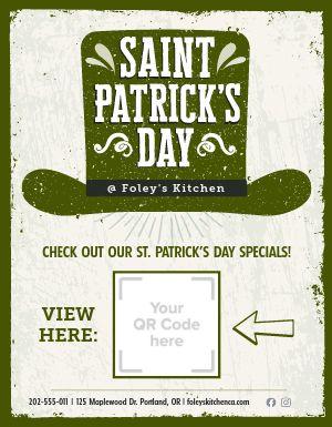 St Patricks Announcement
