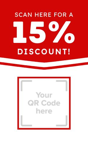 Promo Discount Card