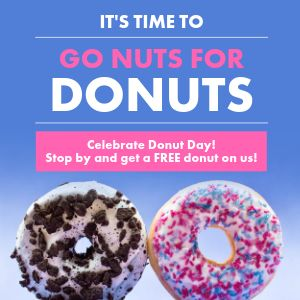 Donuts Instagram Post