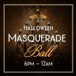 Halloween Event Instagram Post