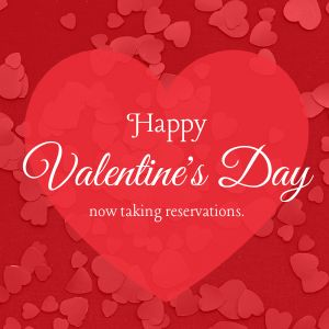Valentines Day Heart Instagram Post