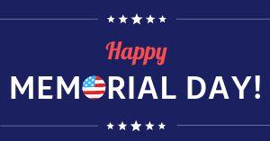 Memorial Day Facebook Update
